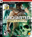 Uncharted: Drake's Fortune Greatest Hits - PlayStation 3