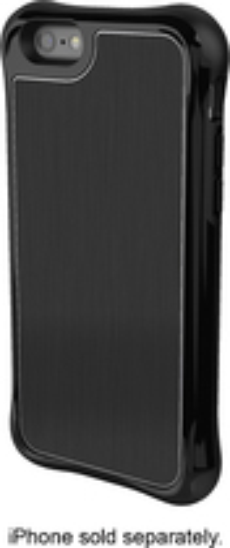 Ballistic - Tungsten Slim Case for Apple® iPhone® 6 - Black