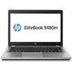 "HP - EliteBook Folio 9480m 14"" Laptop - Intel Core i7 - 8GB Memory - 256GB Solid State Drive - Platinum"