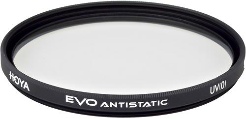 Hoya - EVO 67mm Antistatic UV Super Multicoated Lens Filter - Gray