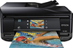 Epson - Expression Photo XP-850 Small-in-One Wireless All-In-One Printer with Ultra HD Photo - Black