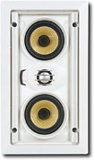 "SpeakerCraft - AIM LCR3 Five 3"" 2-Way In-Wall Speaker (Each)"