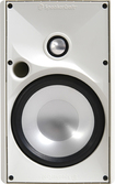 "SpeakerCraft - OE6 Three 6-1/2"" 2-Way Outdoor Speaker (Each) - White"