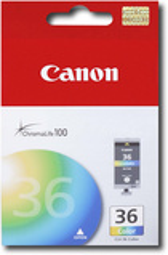 Canon - 36 Ink Cartridge - Cyan/Magenta/Yellow