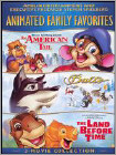 Animated Family Favorites [2 Discs] (DVD) (Eng/Spa/Fre)