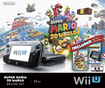 Nintendo - Wii U 32GB Console Super Mario 3D World and Nintendo Land Bundle - Black