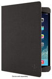 Belkin - Classic Strap Cover for Apple® iPad® Air - Black