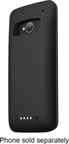 mophie - Juice Pack Charging Case for HTC One Cell Phones - Black