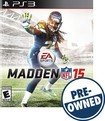 Madden Nfl 15 - Pre-owned - Playstation 3