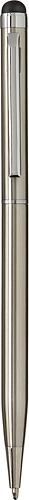 Platinum - Twist Pen Stylus - Silver
