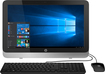 "HP - 21.5"" Touch-Screen All-In-One - AMD A4-Series - 4GB Memory - 500GB Hard Drive"