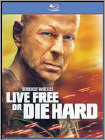 Live Free or Die Hard (Blu-ray Disc) (Enhanced Widescreen for 16x9 TV) (Eng/Spa/Fre) 2007