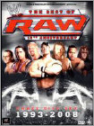 WWE: The Best of Raw - 15th Anniversary (DVD) (3 Disc) (Full Screen) (Eng) 2007