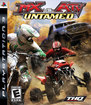 MX vs. ATV: Untamed - PlayStation 3