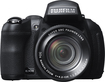 Fujifilm - HS35EXR 16.0-Megapixel Digital Camera - Black