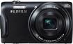 Fujifilm - FinePix T550 16.0-Megapixel Digital Camera - Black