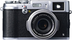 Fujifilm - X100S 16.3-Megapixel Digital Compact System Camera with 23mm Fujinon Lens - Silver