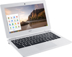 "Acer - 11.6"" Chromebook - Intel Celeron - 2GB Memory - 16GB eMMC Flash Memory - Moonstone White"