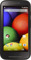 NET10 - Motorola Moto E No-Contract Cell Phone - Black