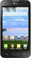 NET10 - LG ULTIMATE 2 No-Contract Cell Phone - Black