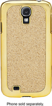 Dynex™ - Case for Samsung Galaxy S 4 Cell Phones - Gold
