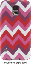 Dynex™ - Case for Samsung Galaxy S 5 Cell Phones - Pink