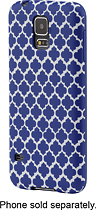 Dynex™ - Case for Samsung Galaxy S 5 Cell Phones - Blue