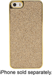 Dynex™ - Case for Apple® iPhone® 5s - Gold