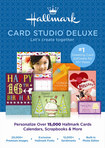 Hallmark Card Studio Deluxe 2015 - Windows