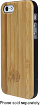 Reveal - Zen Garden Bamboo Case for Apple® iPhone® 5 and 5s - Bamboo