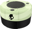Skullcandy - Soundmine Glow-in-the-Dark Bluetooth Speaker - Glow-in-the-dark green