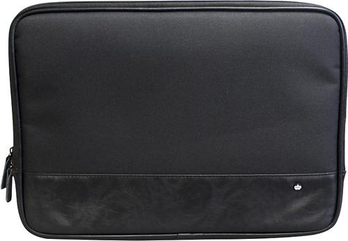 """PKG - Slip Sleeve for 13"""" Apple® MacBook® Pro - Black"""