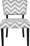 Serta - Fabric Accent Chair - Tan/White