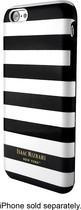 Isaac Mizrahi New York - Monostripe Case for Apple® iPhone® 6 - Black/White