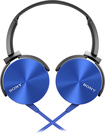 Sony - On-Ear Headphones - Blue