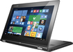 "Lenovo - Yoga 2 2-in-1 11.6"" Touch-Screen Laptop - Intel Core i3 - 4GB Memory - 500GB Hard Drive - Silver/Black"