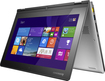 "Lenovo - Yoga 2 2-in-1 11.6"" Touch-Screen Laptop - Intel Core i5 - 4GB Memory - 128GB Solid State Drive - Silver/Black"
