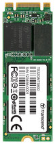 Transcend - M.2 32GB Internal Serial ATA III Solid State Drive for Laptops - Black