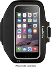 Belkin - Sport-fit Plus Armband For Apple Iphone 6 Plus And 6s Plus - Black