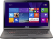 "Asus - 17.3"" Touch-Screen Laptop - Intel Core i7 - 8GB Memory - 1TB Hard Drive - Black/Silver"