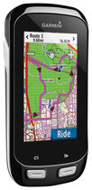 Garmin - Edge 1000 GPS-Enabled Cycling Monitor - Black