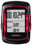 Garmin - Edge 500 GPS-Enabled Cycling Monitor with Heart Rate Monitor - Red/Black