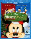 Mickey's Once Upon A Christmas/mickey's Twice Upon A Christmas [blu-ray] 8623059