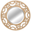 Lofty - Ardant Framed Mirror - Antique White