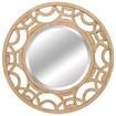 Lofty - Ardant Framed Mirror - Antique White