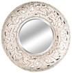 Lofty - Ardant Framed Mirror - White