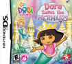 Dora the Explorer: Dora Saves the Mermaids - Nintendo DS