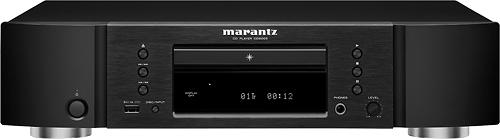 Marantz - Hi-Fi CD Player - Black