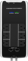 Monster - Power Platinum 600 HT 6-Outlet Surge Protector