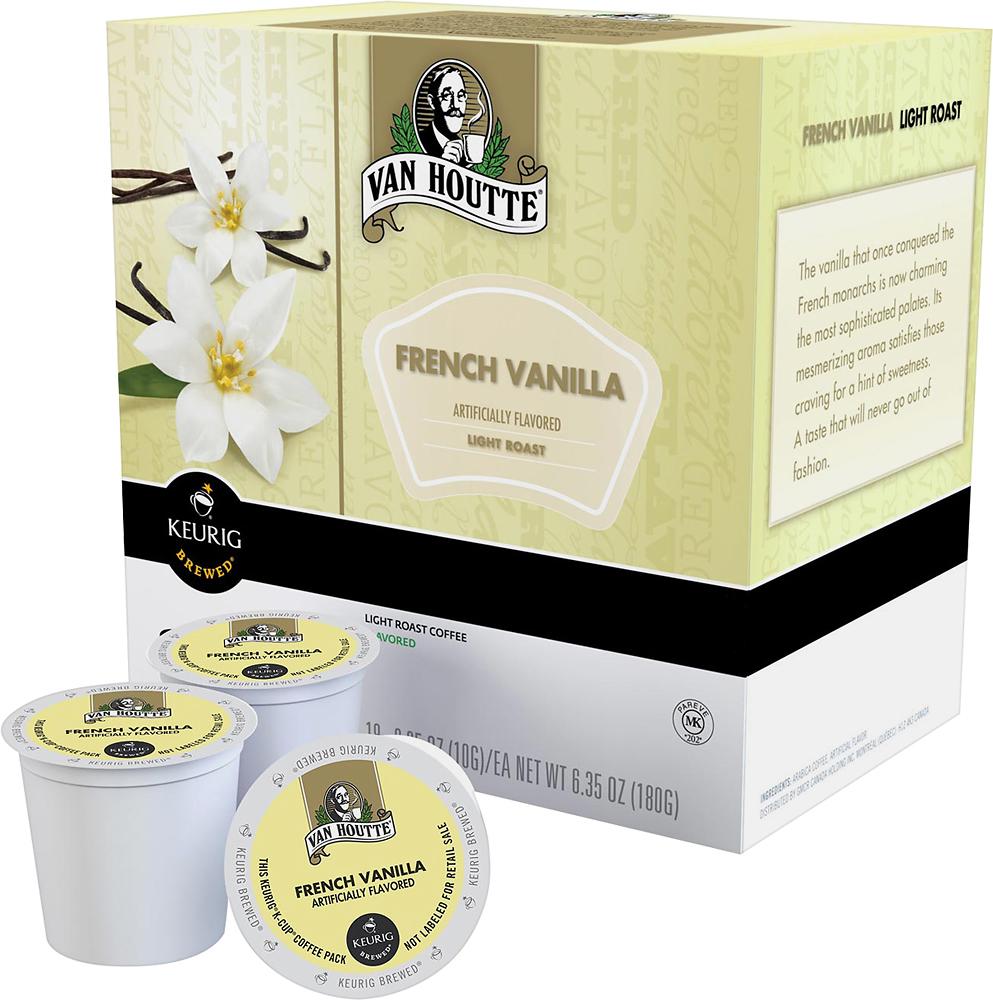 Keurig - Keurig French Vanilla Coffee K-Cups (18-Pack) - Multi